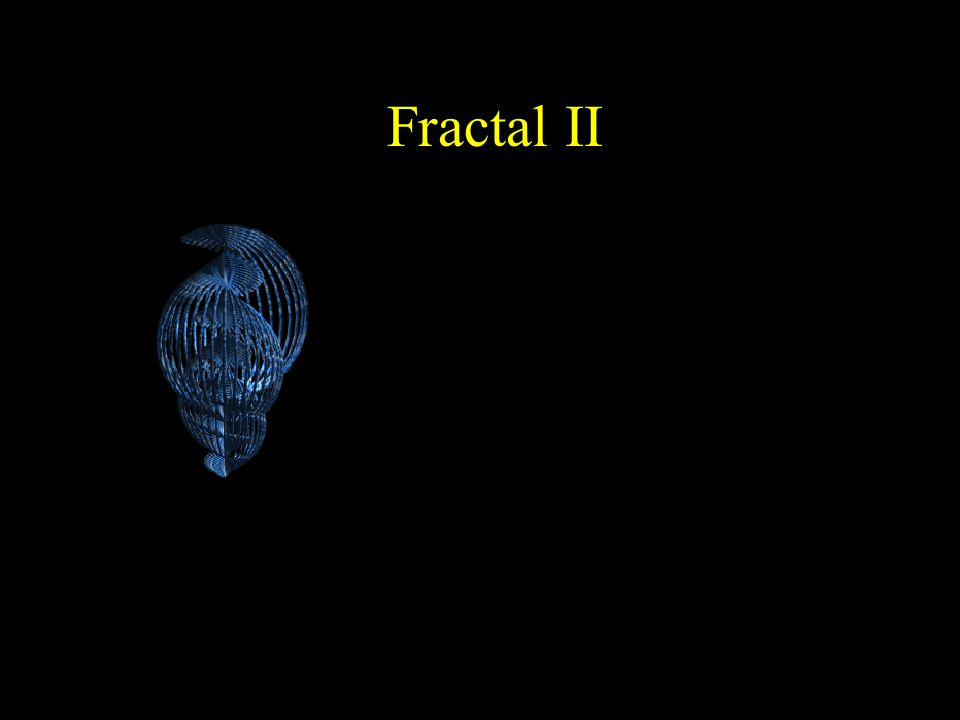 Fractal II