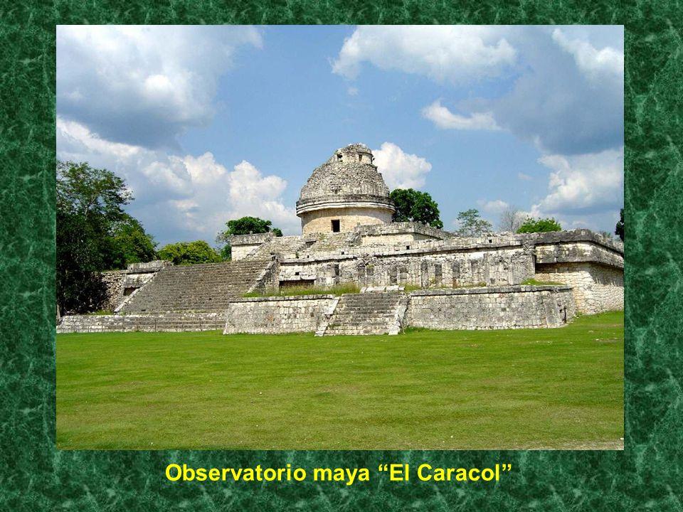 Observatorio maya El Caracol