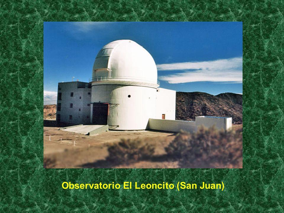 Observatorio El Leoncito (San Juan)