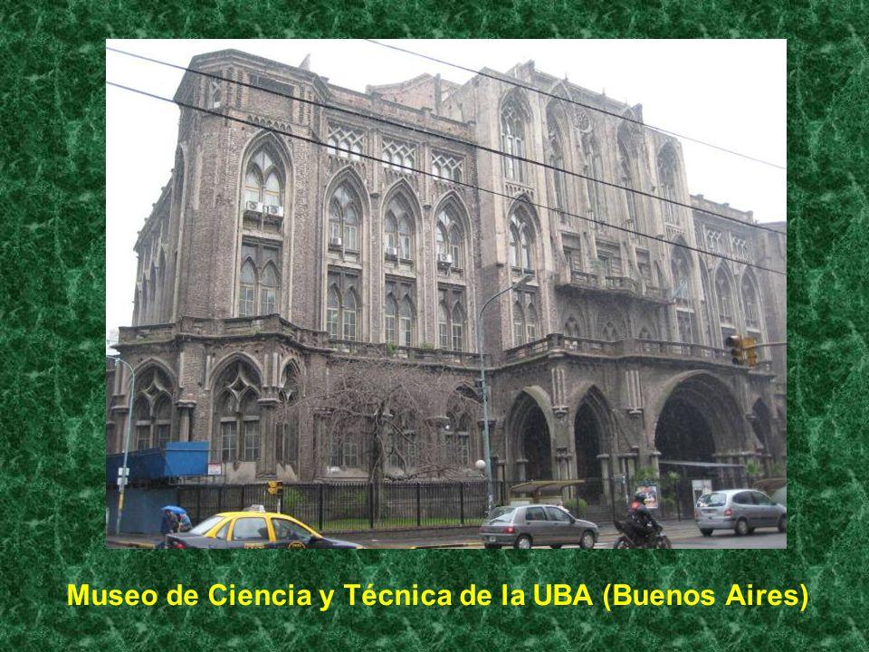 Museo de Ciencia y Técnica de la UBA (Buenos Aires)