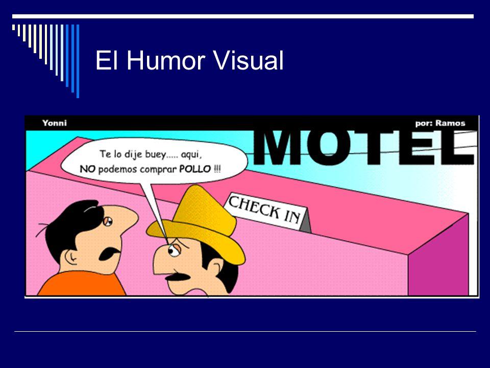 El Humor Visual