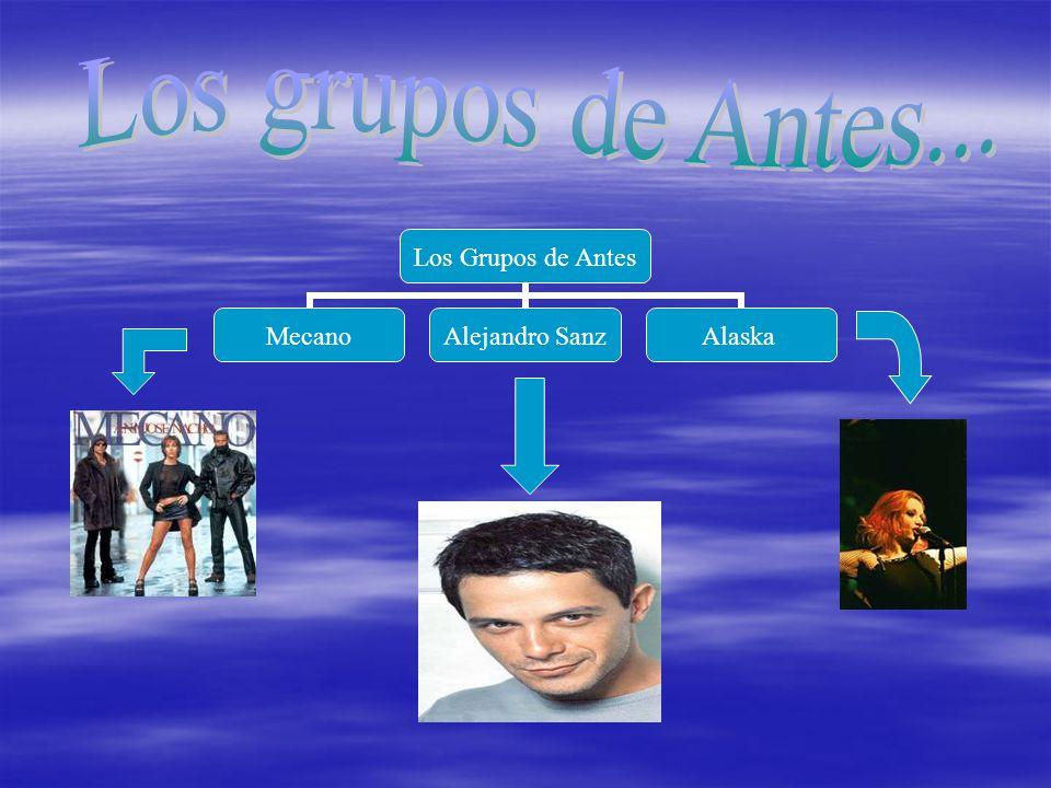 El pop español Los grupos de antes, los de ahora, las nuevas tendencias…