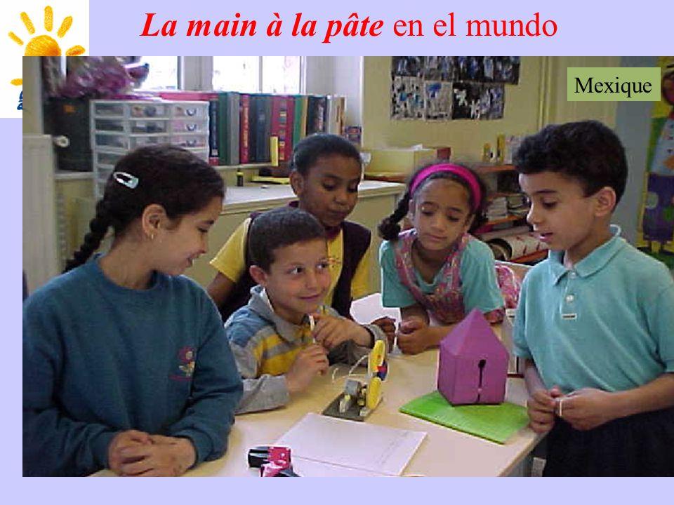 Académie des sciences INRP ENS106 La main à la pâte en el mundo Chine Égypte Mexique