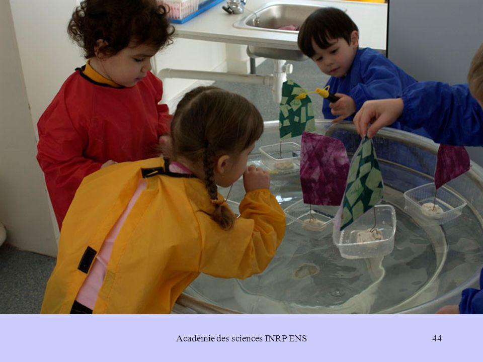 Académie des sciences INRP ENS44