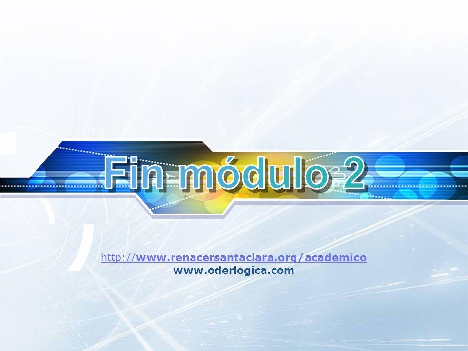 http://www.renacersantaclara.org/academico www.oderlogica.com