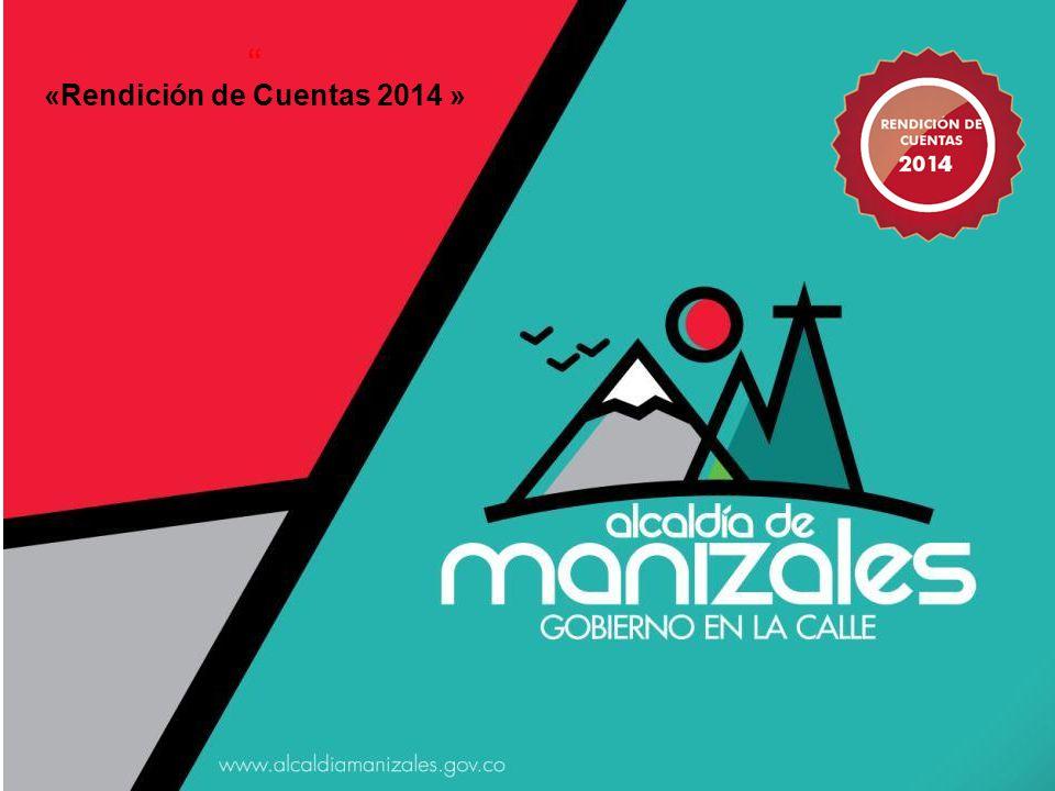 «Rendición de Cuentas 2014 »