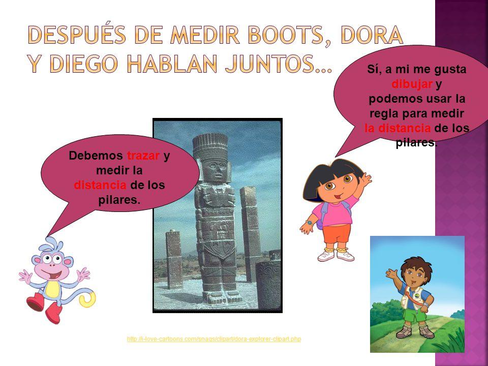http://i-love-cartoons.com/snags/clipart/dora-explorer-clipart.php Diego, ¿cuántas toneladas crees que pesa el pilar.
