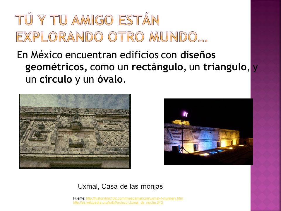 Encuentran un observatorio donde las personas de la civilización podían ver la luna en Yucatán, México.
