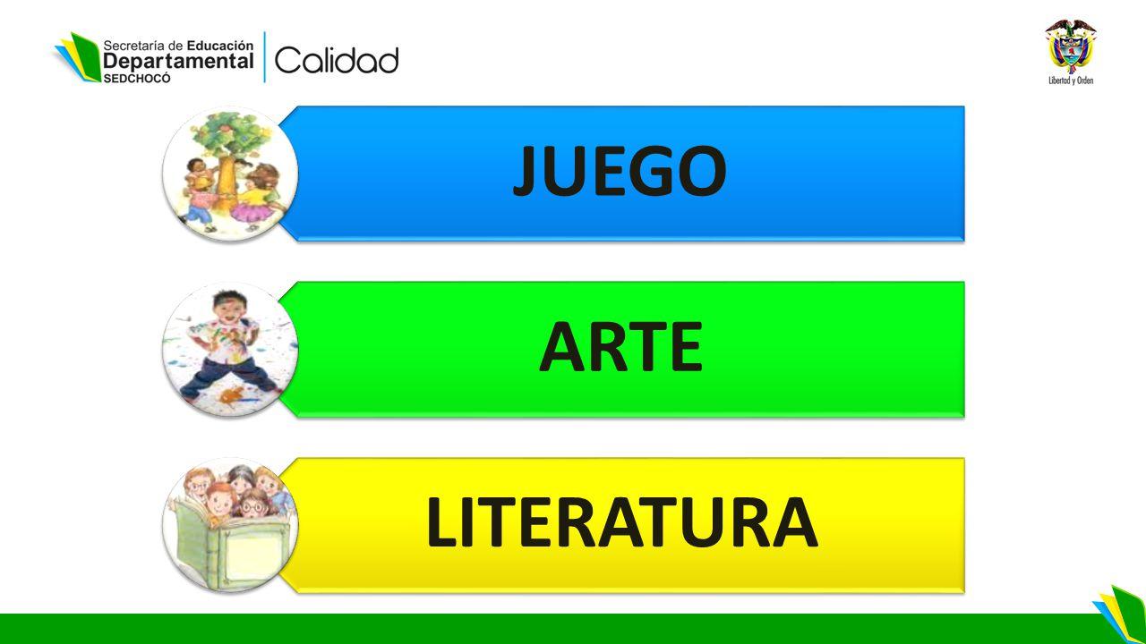 JUEGO ARTE LITERATURA