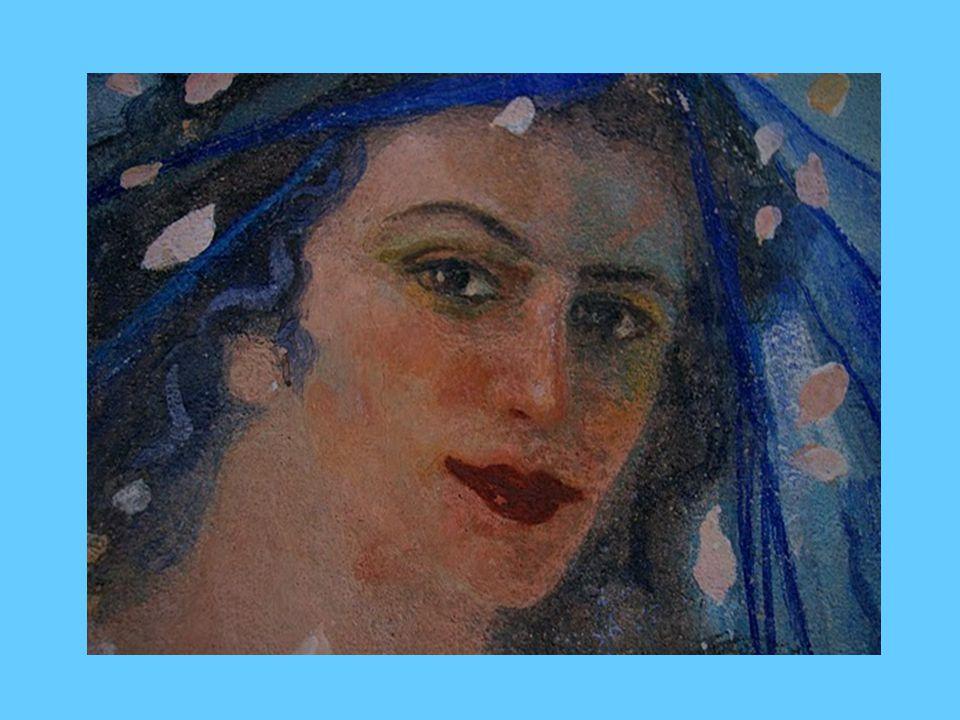 Cada detalle de la Capilla es la muestra del deseo de representar con una forma concreta el amor que Buffo sintió por Leonor y el dolor por su muerte.