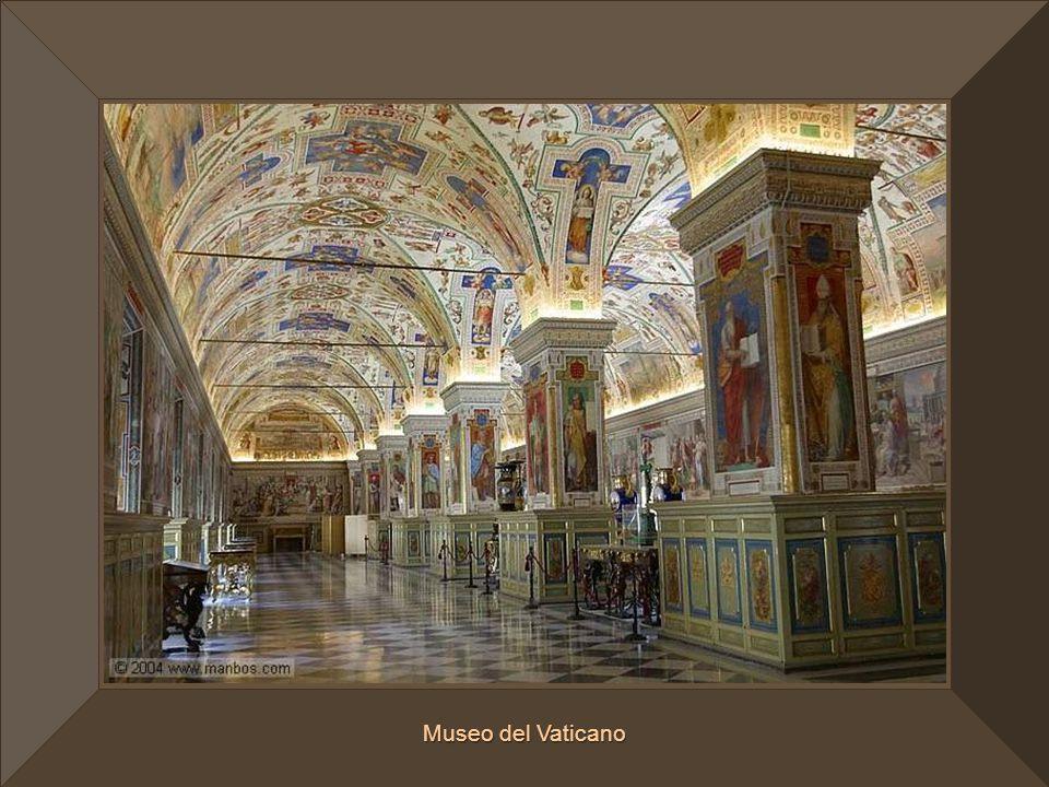 Escalera de Caracol Vaticano