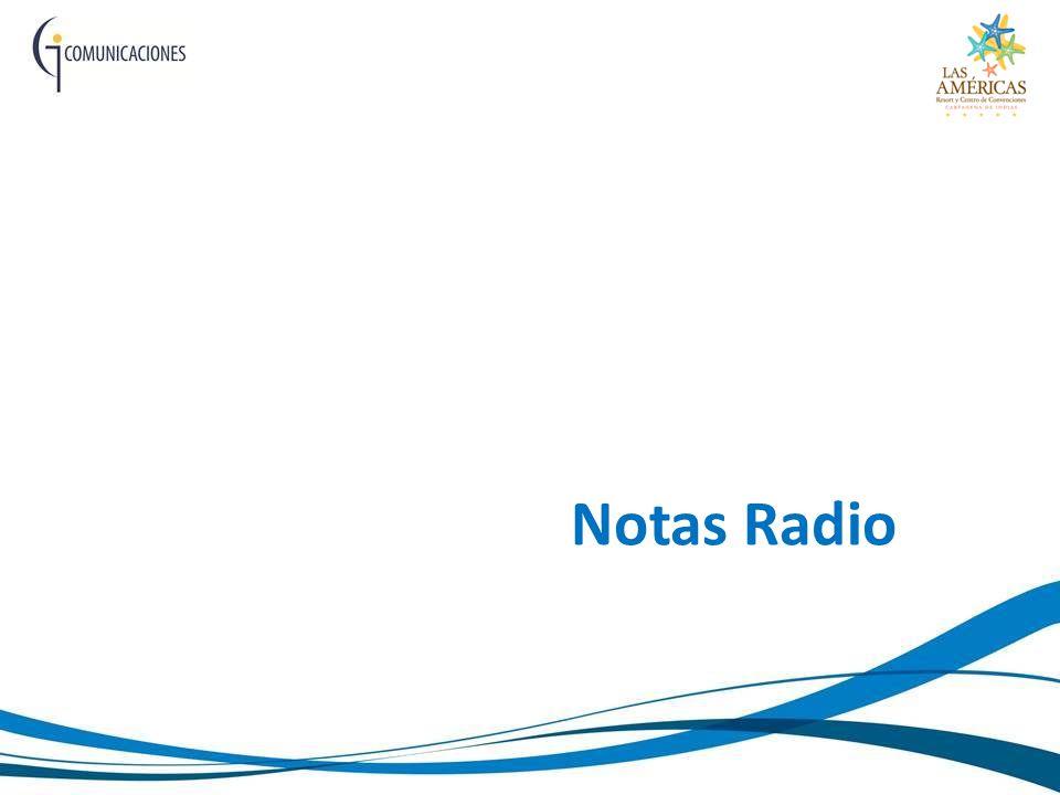 Notas Radio