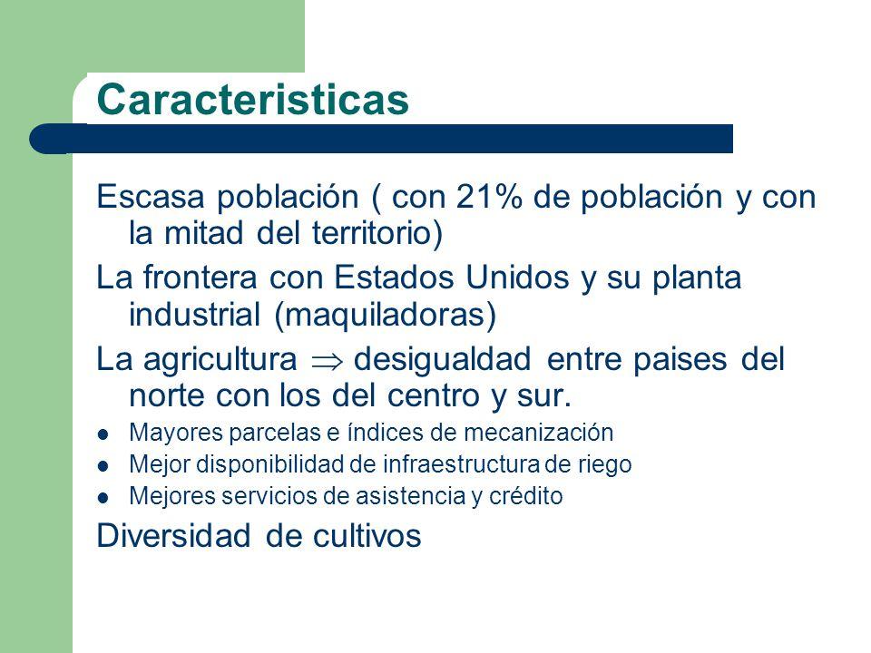 LA AGRICULTURA DEL NORTE MEXICANO DURANTE EL SIGLO XX