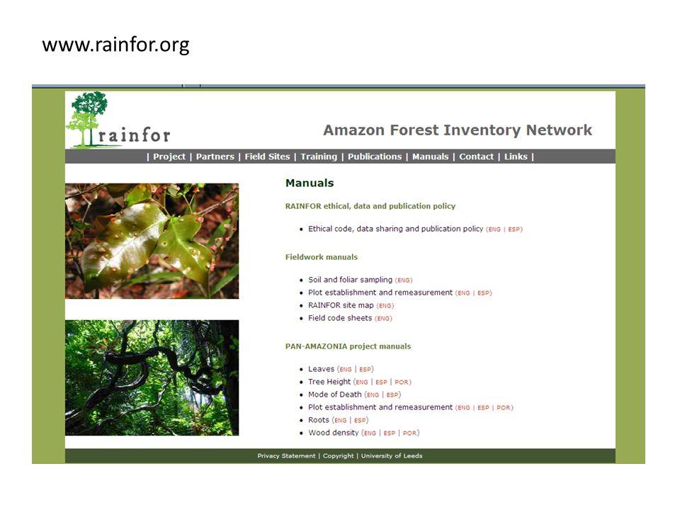 www.rainfor.org