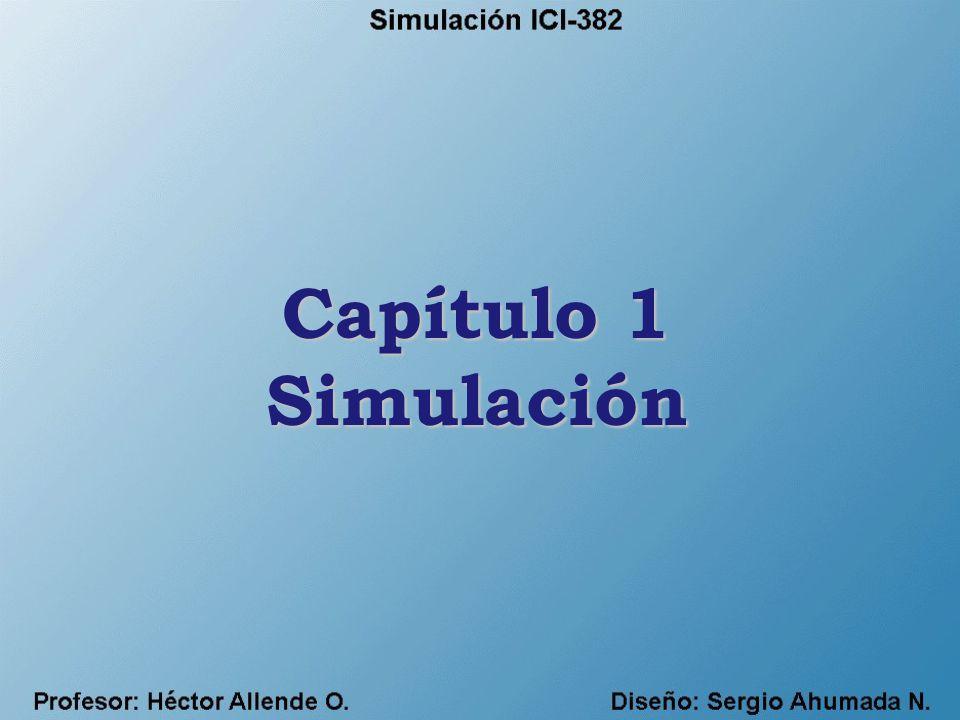 Capítulo 1 Simulación