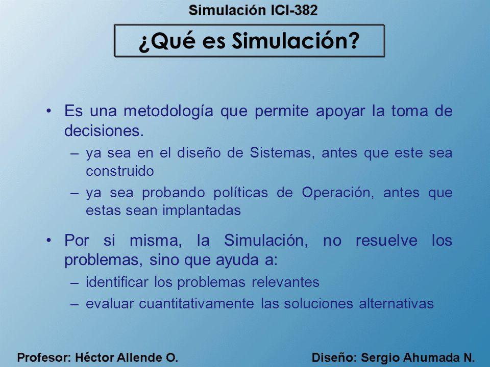 Es una metodología que permite apoyar la toma de decisiones.