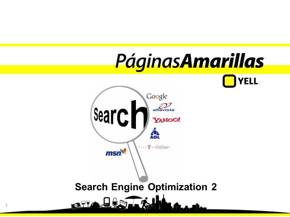 1 Search Engine Optimization 2