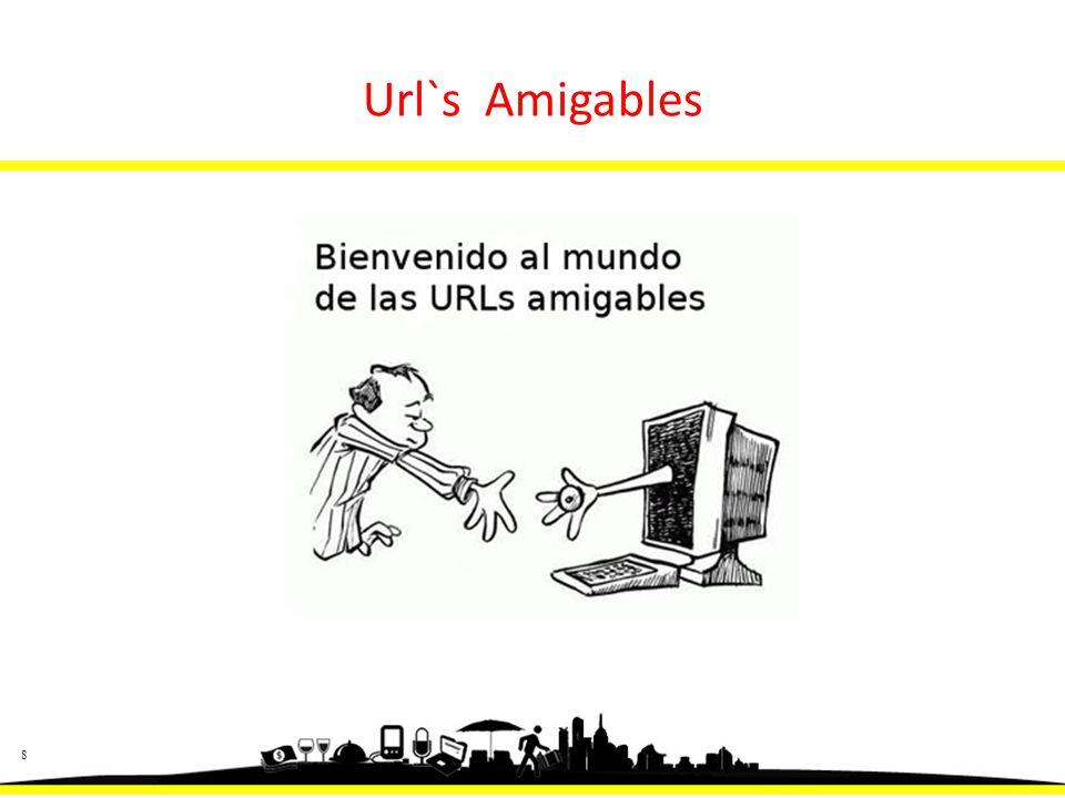 88 Url`s Amigables
