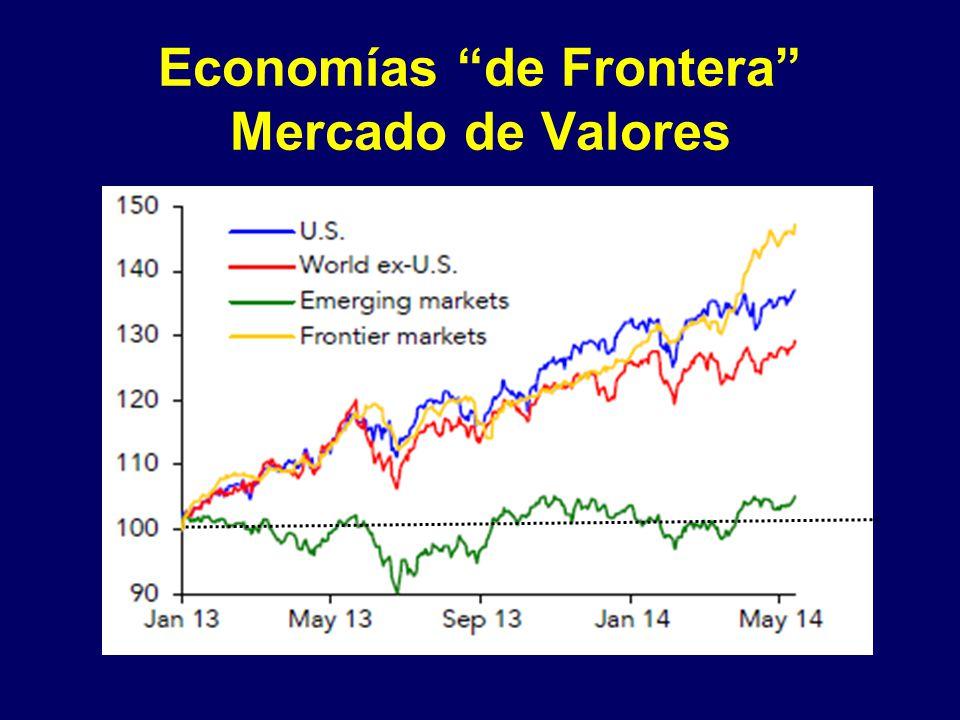 Economías de Frontera Mercado de Valores