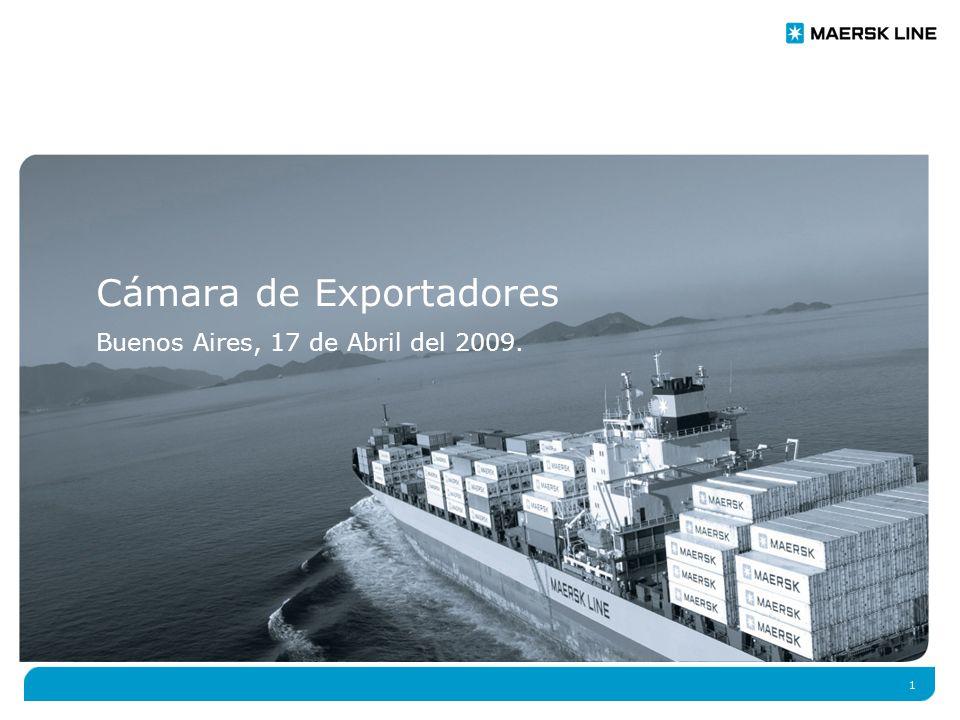 1 Cámara de Exportadores Buenos Aires, 17 de Abril del 2009.