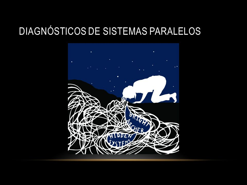 DIAGNÓSTICOS DE SISTEMAS PARALELOS