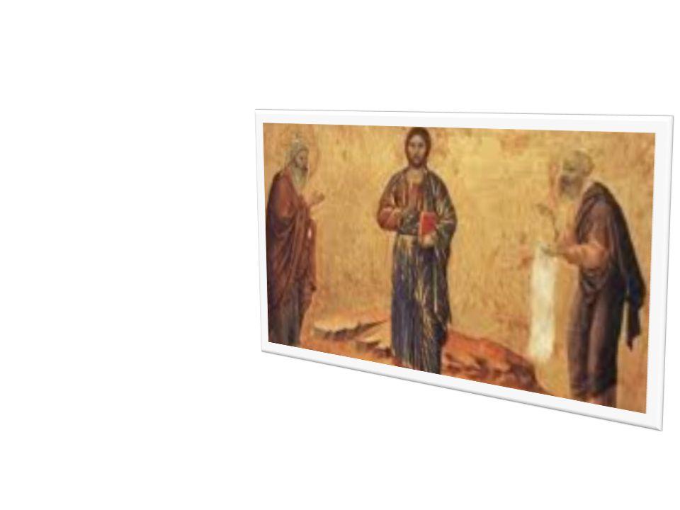 5. Y sucedió que, al separarse ellos de él, dijo Pedro a Jesús: Maestro, bueno es estarnos aquí.