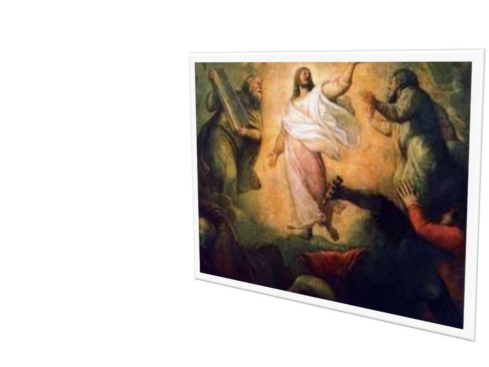 6. Todavía estaba hablando, cuando una nube luminosa los cubrió con su sombra (Mt. 17, 5). Avemaría