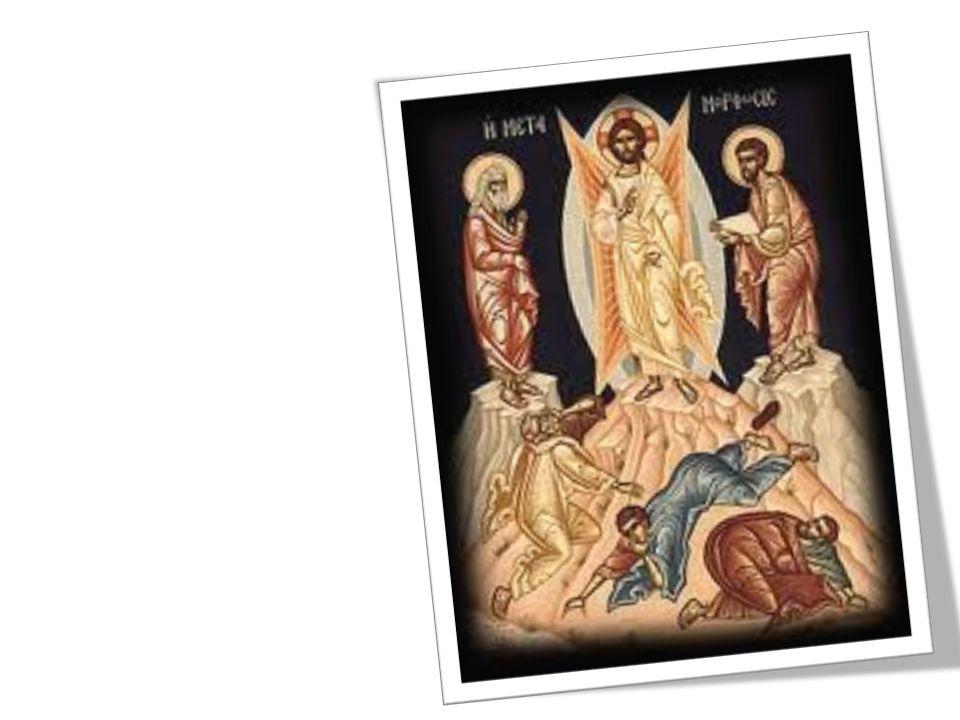 8. Al oír esto los discípulos cayeron rostro en tierra llenos de miedo. (Mt. 17, 6). Avemaría