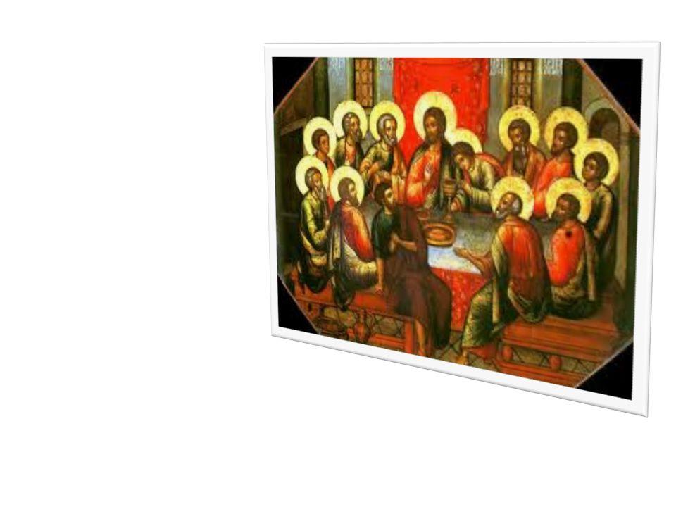 3. Y les dijo: con ansia he deseado comer esta Pascua con vosotros antes de padecer.
