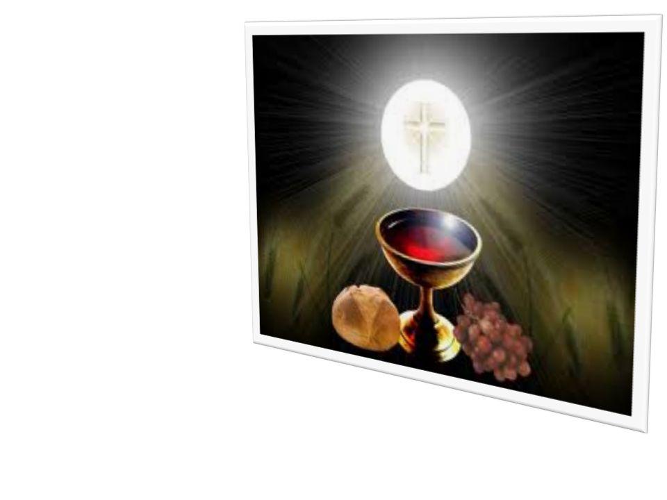 10. El que come mi carne y bebe mi sangre, tiene vida eterna, y yo le resucitaré el último día.