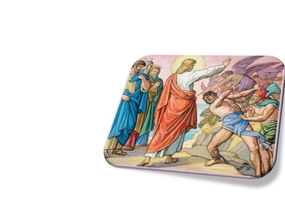 10. Y recorrió toda Galilea, predicando en sus sinagogas y expulsando los demonios.