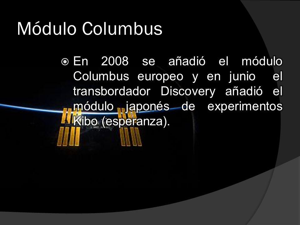 Módulo Columbus