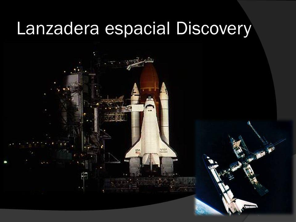 Lanzadera espacial Discovery