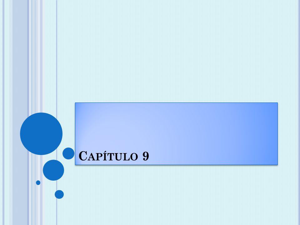 C APÍTULO 9
