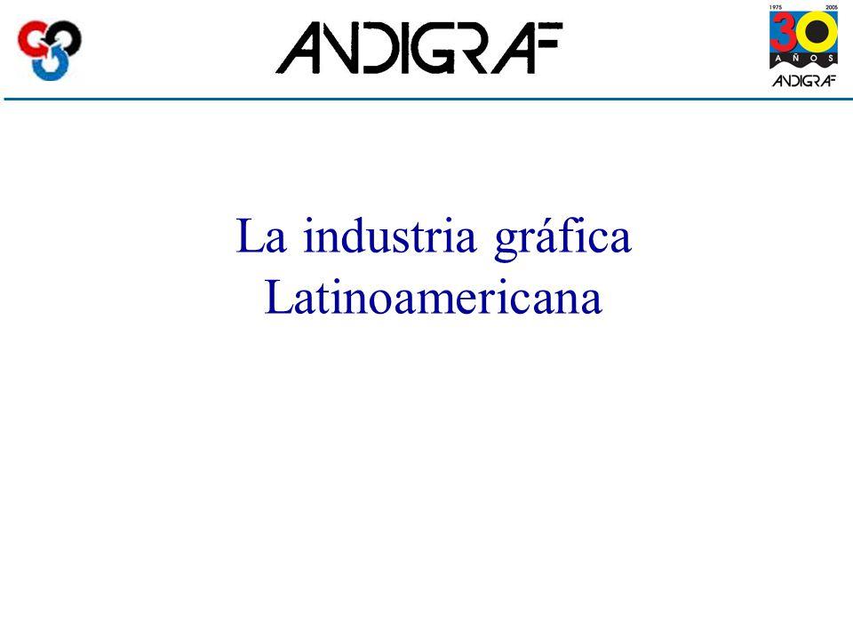 La industria gráfica Latinoamericana