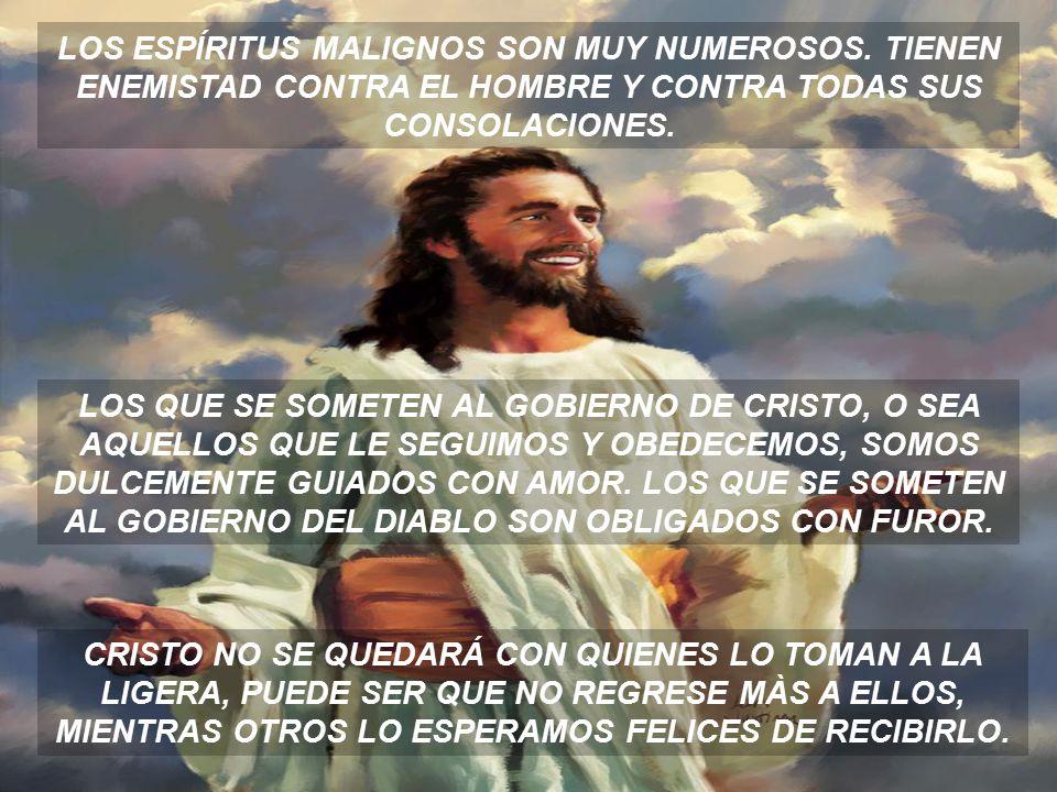 ENTONCES EL HOMBRE LES CONTÓ A TODOS LOS HABITANTES DE LOS PUEBLOS CERCANOS LA FORMA EN QUE JESÚS LO HABÍA SANADO.