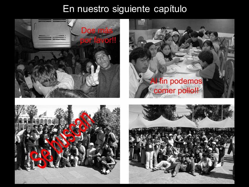 ACAMPANTE SOY Las pruebas Titulo original: Acampante soy Año: 2006 País: Perú Guión: D.Cruz Música: Open Final Fantasy Fotografía: I.Cruz, A.