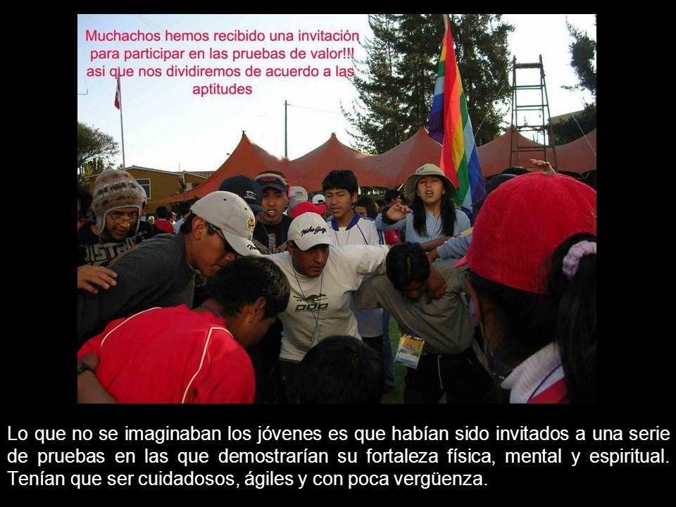 ACAMPANTE SOY Las pruebas Subtitulado al español …