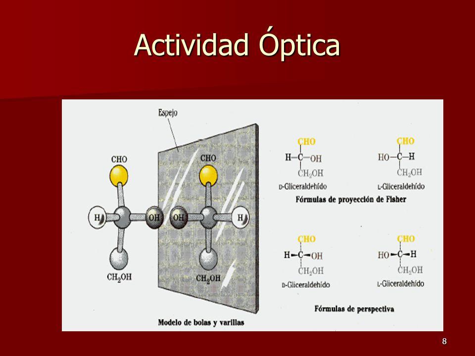 8 Actividad Óptica