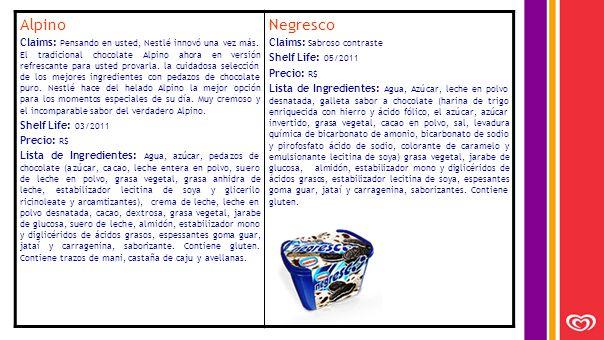 Alpino Claims: Pensando en usted, Nestlé innovó una vez más.