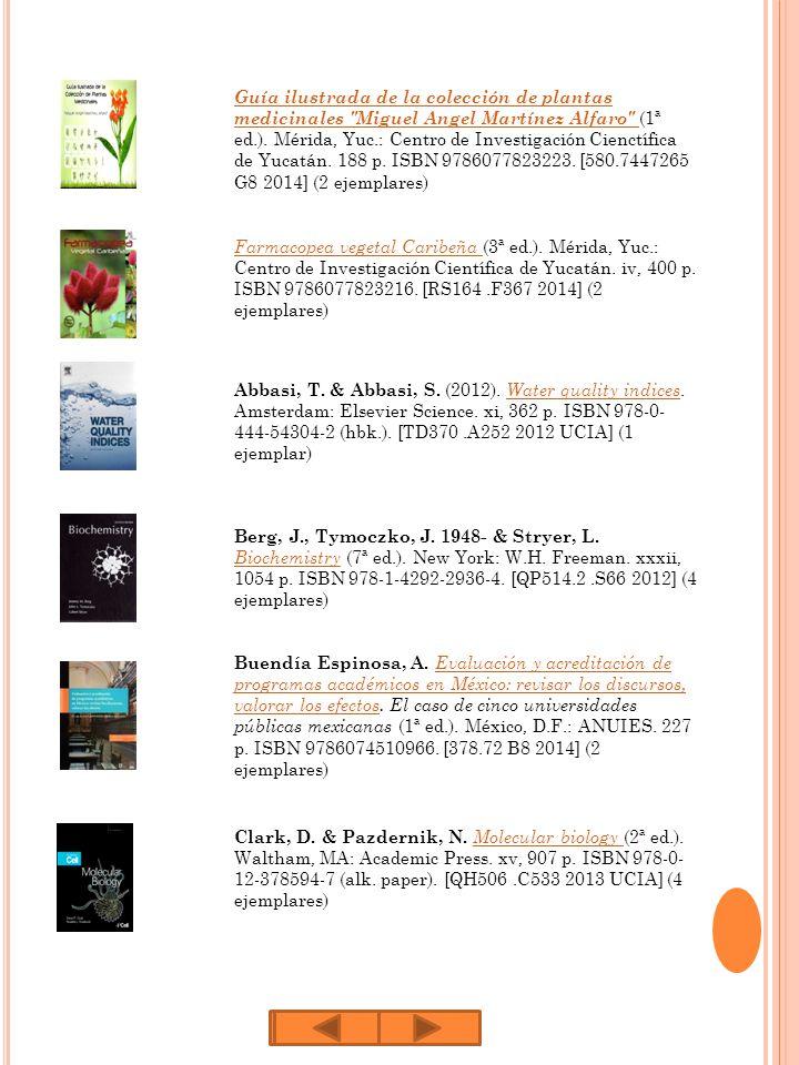 Guía ilustrada de la colección de plantas medicinales Miguel Angel Martínez Alfaro Guía ilustrada de la colección de plantas medicinales Miguel Angel Martínez Alfaro (1ª ed.).