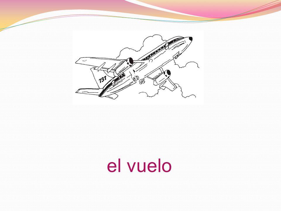 el vuelo