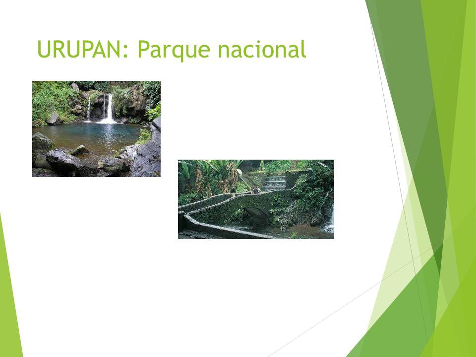URUPAN: Parque nacional