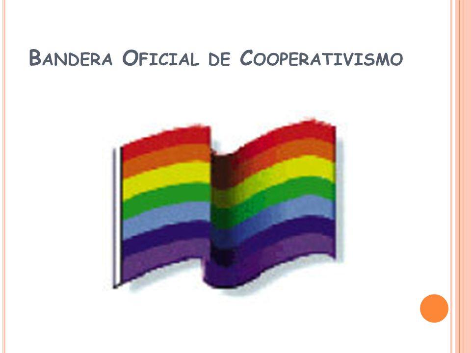 B ANDERA O FICIAL DE C OOPERATIVISMO