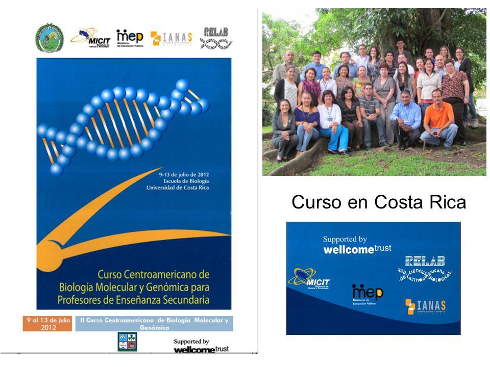 Curso en Costa Rica