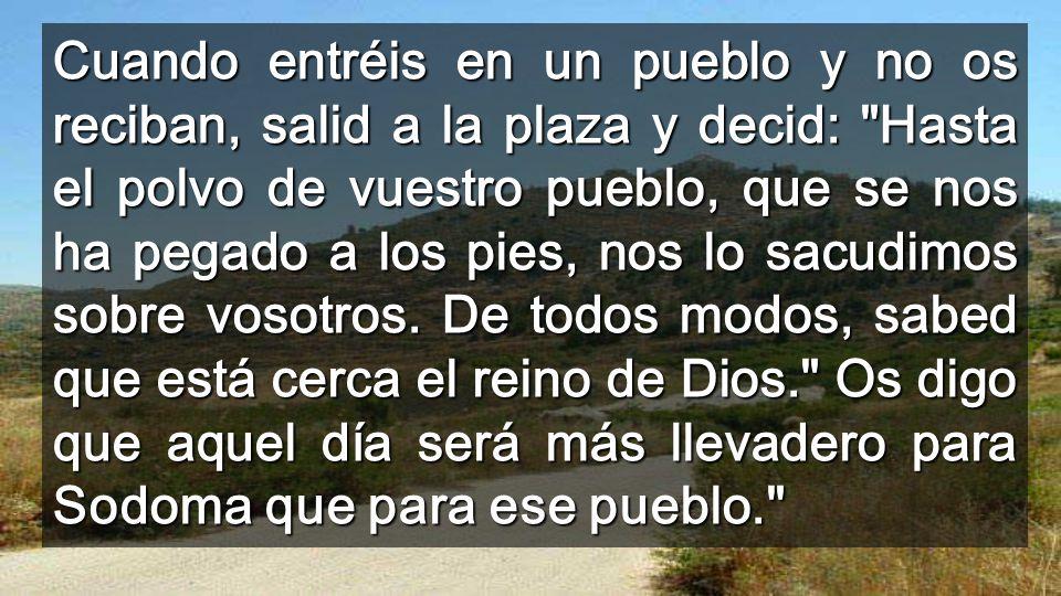 El Reino está para empezar En Jerusalén Jesús inaugurará el Reino que nosotros debemos multiplicar, por doquier Barrio de Jerusalén del tiempo de Jesús.