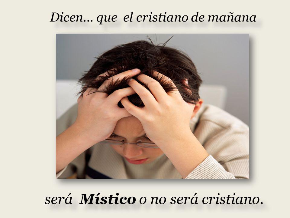 Por favor no toques el ratón El cristiano de mañana