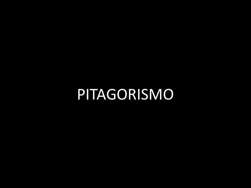 PITAGORISMO