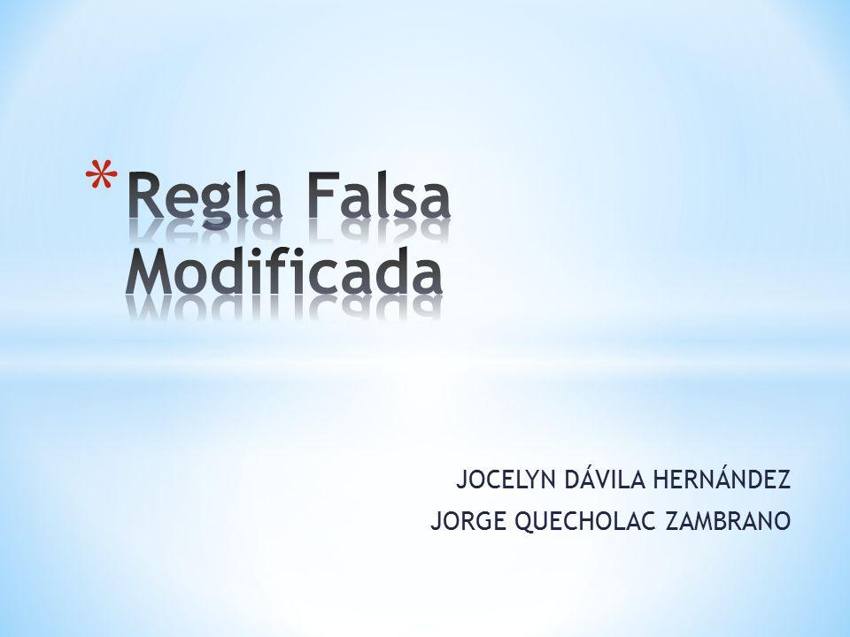 JOCELYN DÁVILA HERNÁNDEZ JORGE QUECHOLAC ZAMBRANO
