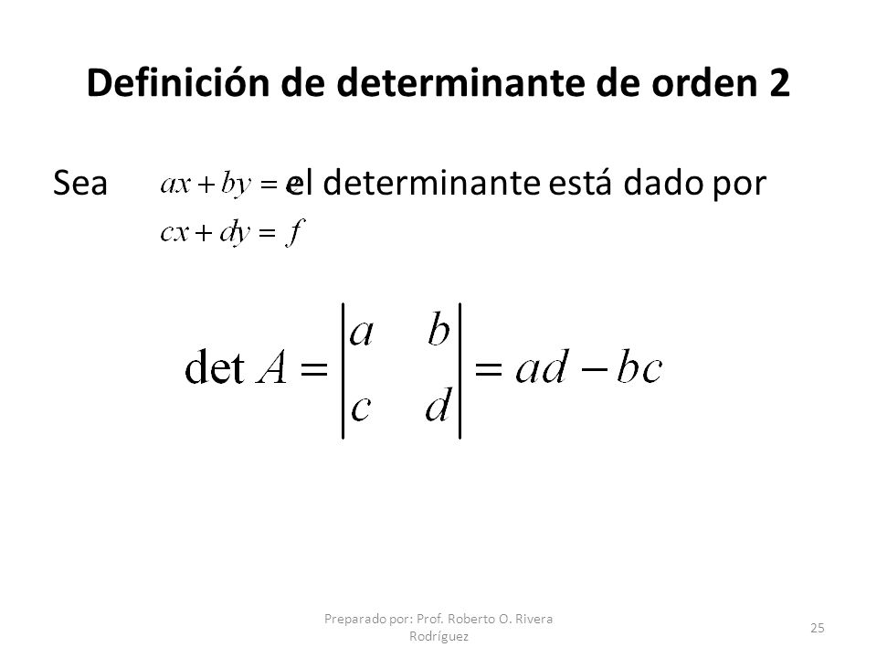 Preparado por: Prof.Roberto O.